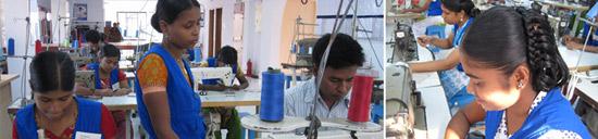 Bilder från KappAhls skola i Bangladesh