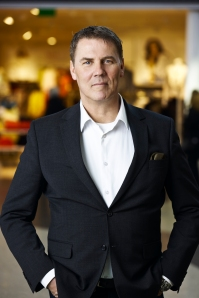 Kappahls vd Johan Åberg