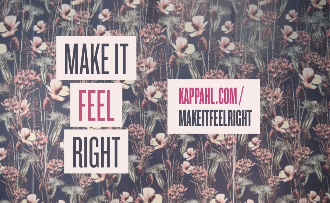 Make it feel right – tredje avsnittet ute